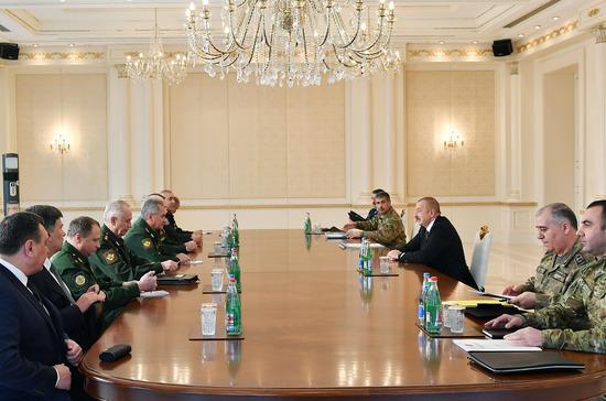 Алиев: серьезных нарушений прекращения огня в Карабахе не будет
