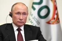 Путин назвал рост бедности и массовую безработицу главным риском для мира