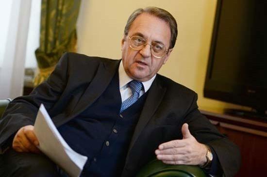 Богданов обсудил с послом Египта урегулирование в Сирии и Ливии