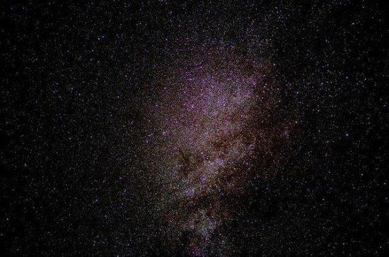 В центре Млечного Пути нашли реликтовую галактику