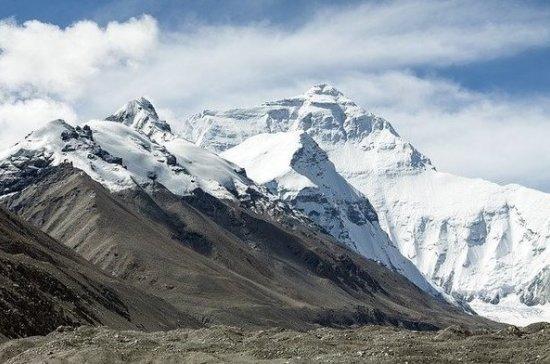 Учёные оценили вероятность массового таяния ледников в Тибете