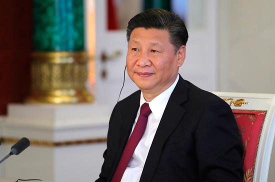 Си Цзиньпин назвал стратегическим сотрудничество Китая и Евросоюза