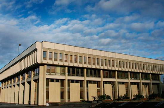 Сейм Литвы утвердил кандидатуру Шимоните на пост главы кабмина