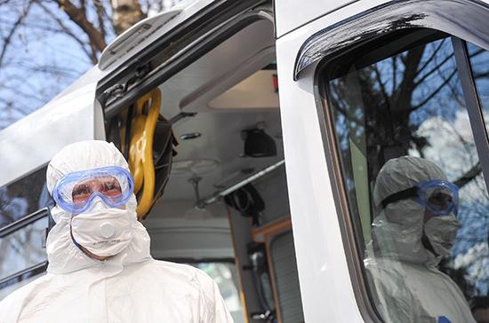 Петербург вышел на второе место в России по числу заразившихся COVID-19