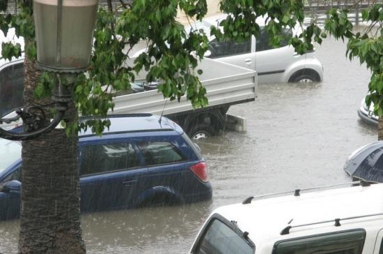 В Италии за 10 лет произошло около тысячи ЧС метеорологического характера