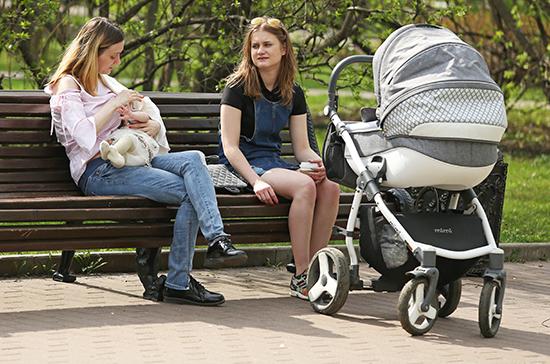 В Минтруде назвали средний размер выплаты за рождение первенца
