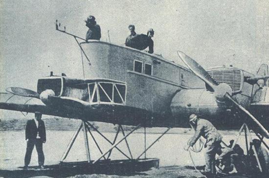 АНТ-4 или «Страна советов» отправился в небо 95 лет назад