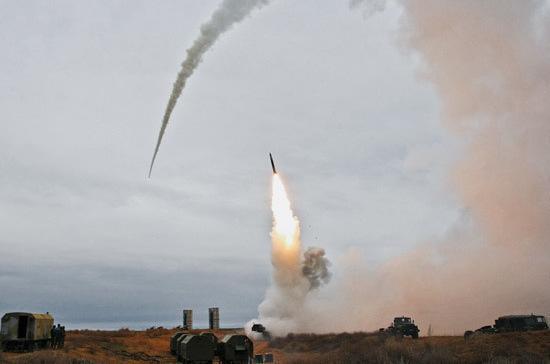 В Минобороны сообщили об успешном испытании новой ракеты системы ПРО