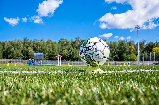 В школьную программу предлагают добавить урок по футболу