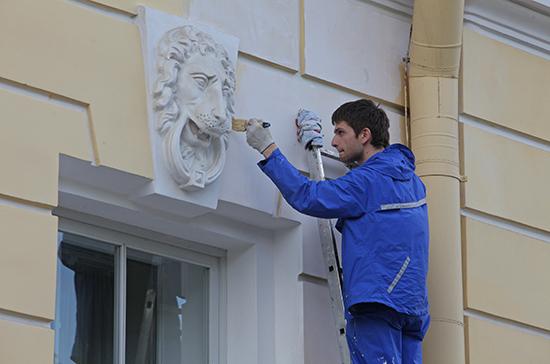 Владельцам помещений в объектах культурного наследия предложат договариваться о ремонте