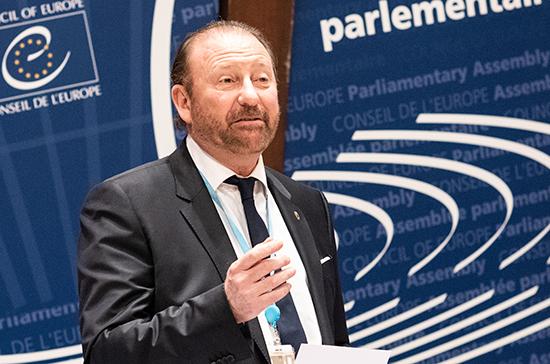 Глава ПАСЕ призвал включить защиту окружающей среды в декларации прав человека