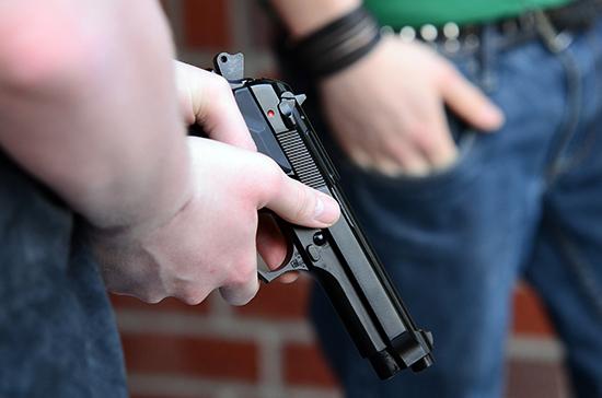 В правительстве одобрили законопроект об ужесточении наказания за хулиганство с оружием