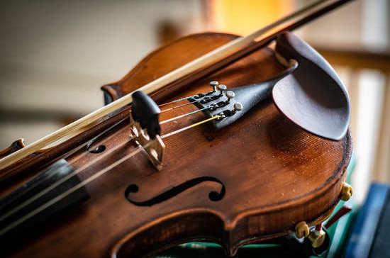 Редкие скрипки перед вывозом на гастроли промаркируют уникальными метками