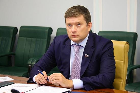 Журавлёв: проект об оценке банковских клиентов позволит снизить нагрузку на малый бизнес