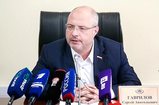 Гаврилов оценил идею разрешить полицейским участвовать в управлении НКО