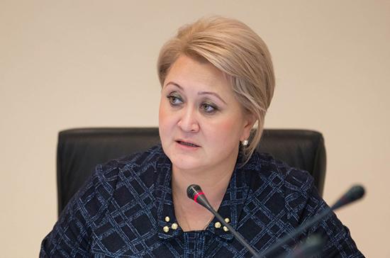 Гумерова прокомментировала идею о передаче Минтруду вопросов семейной политики