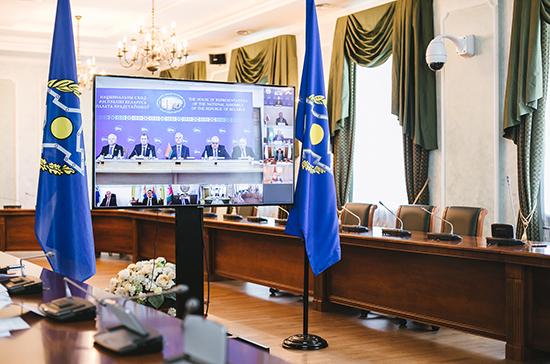 30 ноября состоится заседание Совета и тринадцатого пленарного заседания ПА ОДКБ