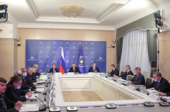 Володин: план законотворческой деятельности ПА ОДКБ должен отвечать новым вызовам