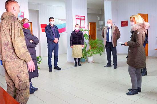 Тимофеева: нужно решить проблему долетающих с полигона на Ставрополье снарядов