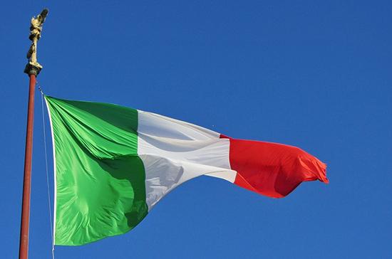 Правительство Италии получило вотум доверия в палате депутатов парламента