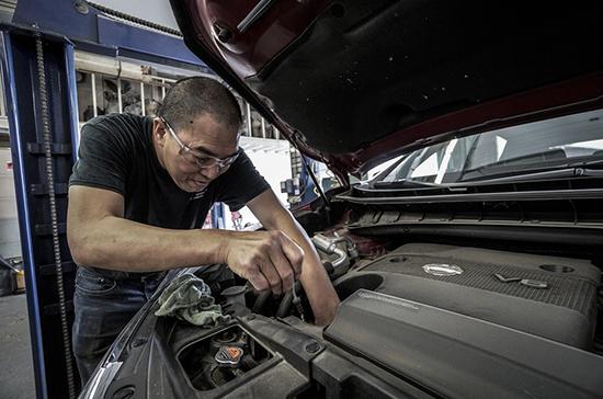 МВД разрабатывает единую автоматизированную систему техосмотра автомобилей