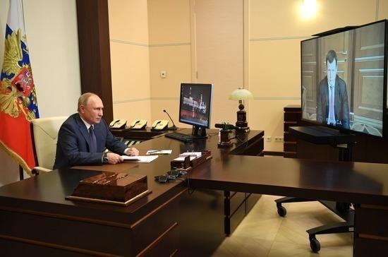 Путин предложил Сергею Куликову возглавить Роснано