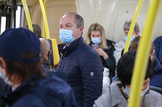 В 2021 году в транспорте Москвы заработает оплата проезда через распознавание лиц