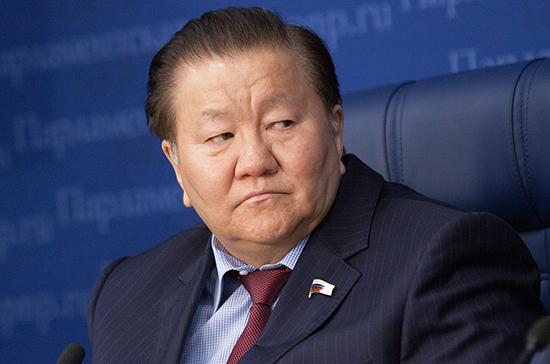 Депутат Тумусов госпитализирован с COVID-19