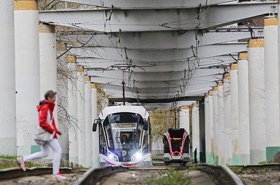 В Волгограде отремонтируют трамвайные пути