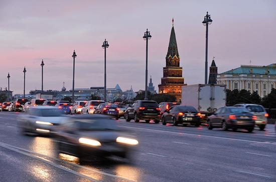 В Дептрансе Москвы рассказали, где расположены фиксирующие непристёгнутый ремень камеры