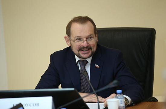 Белоусов рассказал, какие поправки могут внести в закон о ГМО