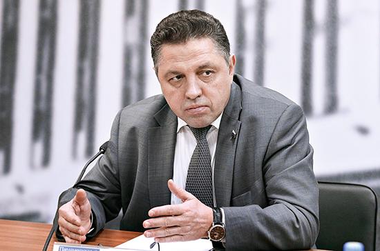 Тимченко рассказал о вакцинации сенаторов от COVID-19