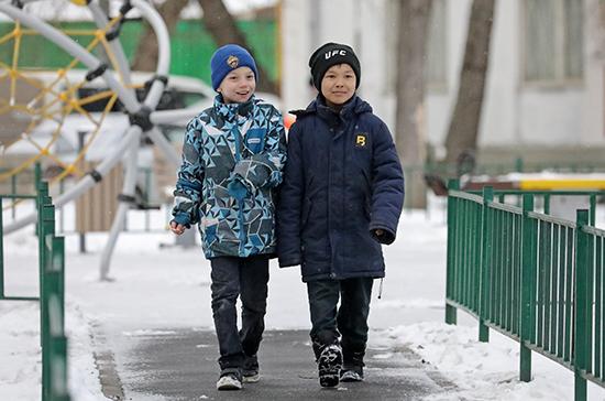 Баталина: рождаемость в России продолжает снижаться