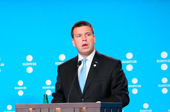 Эстонский премьер выступил против запрета абортов