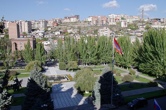 Армения получит российский гудрон без пошлин