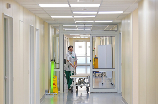 В Севастополе построят новый модуль для больных COVID-19