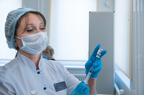 В Москве хотят открыть 170 пунктов вакцинации от COVID-19