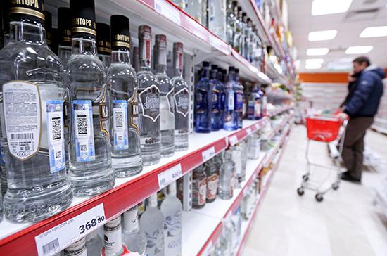 В Госдуму внесли законопроект об обязательной маркировке стеклянной тары