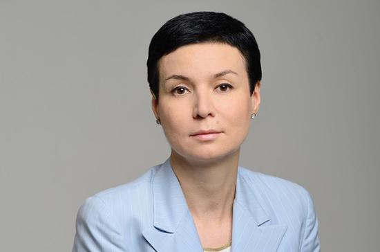 Рукавишникова призвала граждан осторожно относиться к передаче своих личных данных