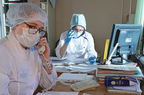 Авансирование поликлиник и больниц продолжится в особом порядке
