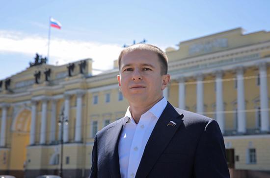 Михаил Романов поздравил волонтёров Санкт-Петербурга