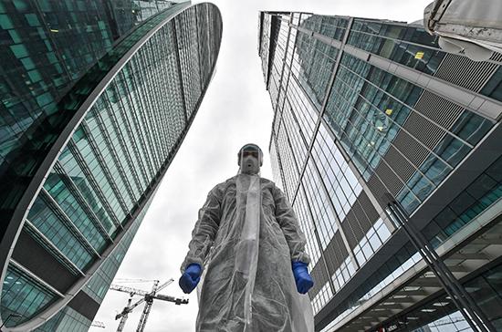 Власти Москвы надеются победить коронавирус в течение нескольких месяцев