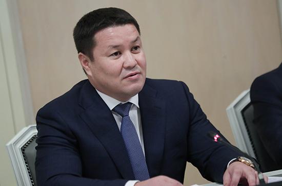 Спикер парламента Киргизии поблагодарил Россию за помощь во время пандемии