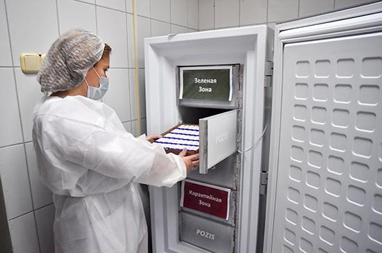 В России утвердили правила транспортировки и хранения вакцины от COVID-19