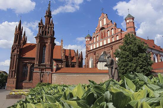 Католическая церковь Литвы призвала не приравнивать к браку однополое партнёрство