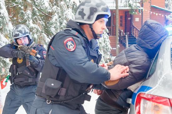 Полицейским разрешат досматривать граждан и вскрывать машины