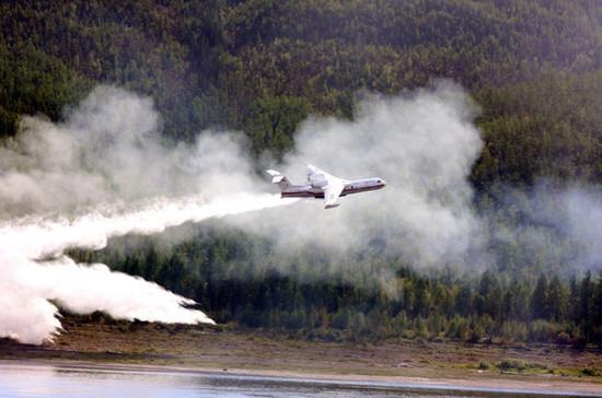 Тушением природных пожаров смогут заниматься регионы