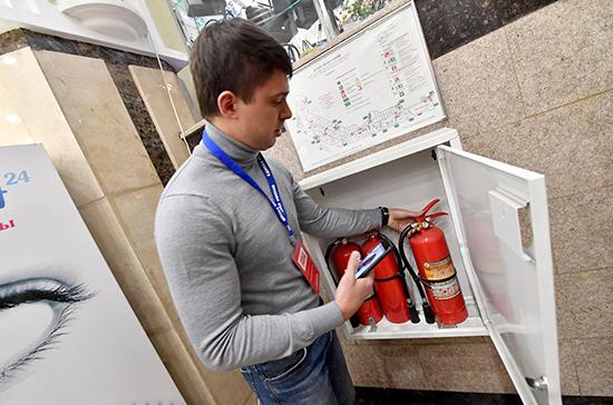 Производителей противопожарных систем хотят переаттестовывать раз в 5 лет