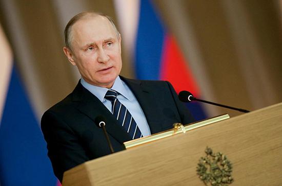 Путин поздравил телеканал RT с юбилеем и назвал его голосом правды