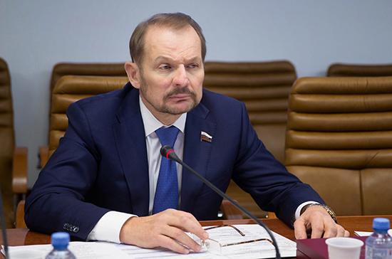Сергей Белоусов рассказал, почему необходим закон о «зелёной продукции»